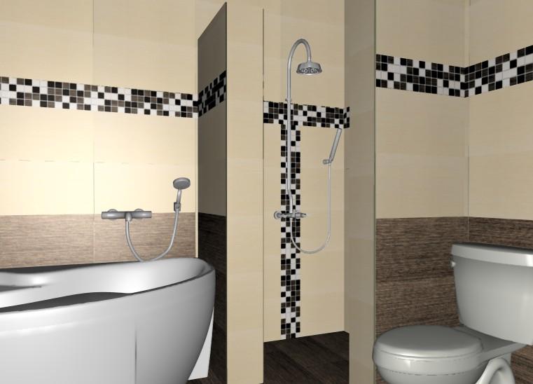 Fürdőszoba tervezés - Lakinta csempe és fürdőszoba
