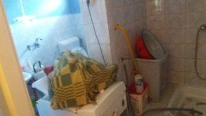 Fürdőszoba átalakítás előtt
